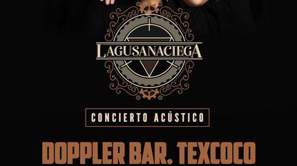 La Gusana Ciega concert in Texcoco