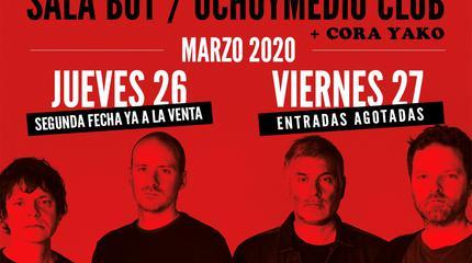 LA HABITACIÓN ROJA Gira 25 aniversario (Madrid) SEGUNDA FECHA