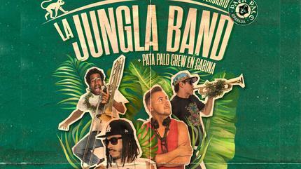 La jungla Band en Granada / BoogaClub