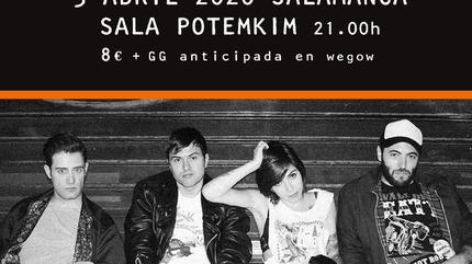 La La Love You en Salamanca