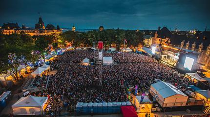 Pilgrimage Festival 2020.Rock Festivals In Canada 2019 2020 Wegow Netherlands
