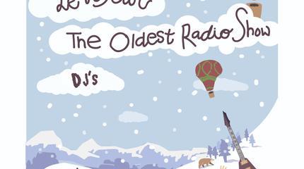 Le Voyeur + The Oldest Radio Show + A.L. Guillén en ALMERÍA