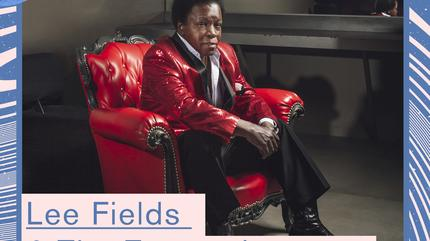 Lee Fields and the Expressions + Bobby Oroza with Cold Diamond  & Mink en Sound Isidro 19