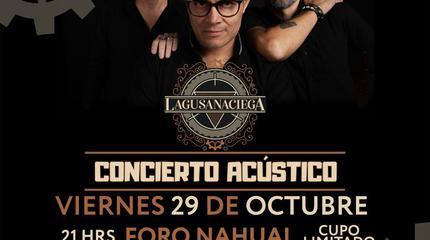 La Gusana Ciega concert in Teotihuacán