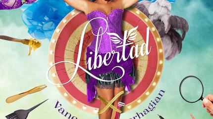Libertad - Vanessa Borhagian