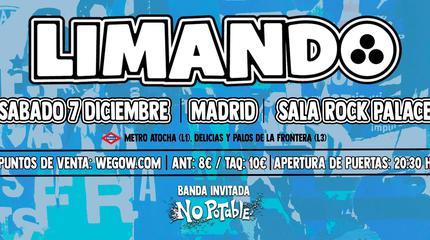 Limando y No Potable en Madrid