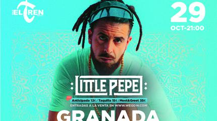 Little Pepe en Granada