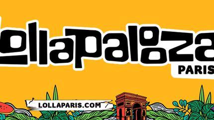 Lollapalooza Paris 2022