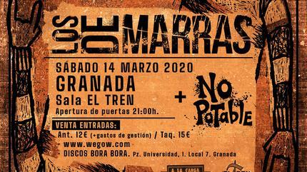 Los de Marras en Granada
