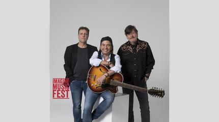 Los Secretos concert in Madrid