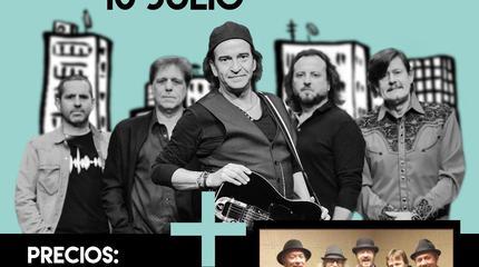 Concierto de Los Secretos + Los Brincos en Madrid