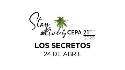 Los Secretos STAY ALIVE® By Cepa 21 | Valladolid