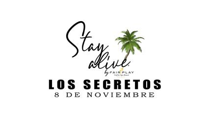 LOS SECRETOS STAY ALIVE® By FAIRPLAY | CÁDIZ