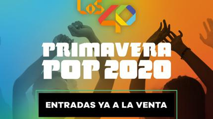 Los40 Primavera Pop Madrid 2020