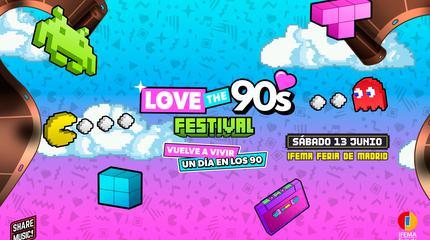 Love the 90s Festival