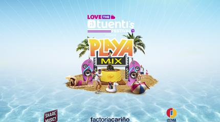 Love The Tuenti's: Playa Mix- 30 Junio