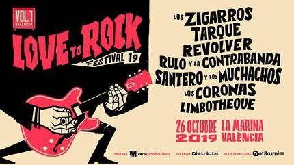 Love To Rock Festival: Los Zigarros en Valencia