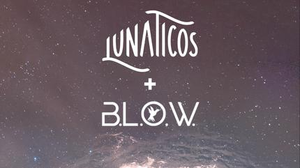 Lunaticos + B.L.O.W. en Valladolid