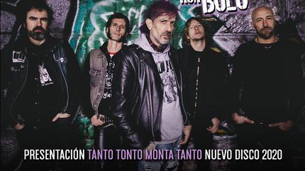 Manolo Kabezabolo, presentación disco, en Donosti