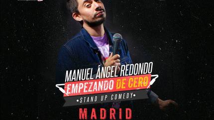 Manuel Ángel Redondo en Madrid