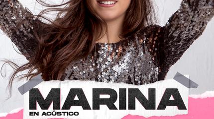 """""""MARINA"""" En acústico Hotel Utopía 08/11/19"""