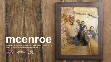 mcenroe concert in Madrid