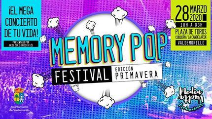 MemoryPop Festival 2020