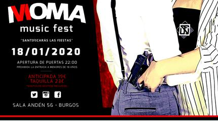 Moma Festival 2020