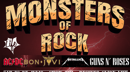Monsters of Rock en Gijón Life 2019