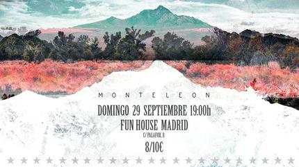 Monteleón en Fun House, Madrid