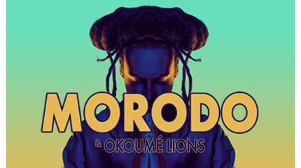 Konzert von Morodo + Okoumé Lions in Pamplona