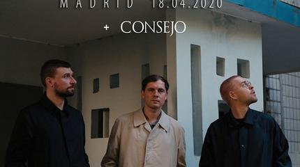 Motorama + Consejo concert in Madrid