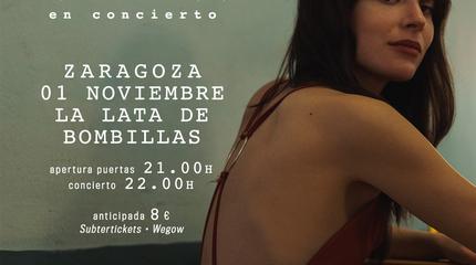 Concierto de Mow en Zaragoza (AIEnRuta)