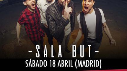 Nadye en Madrid (Sala But)