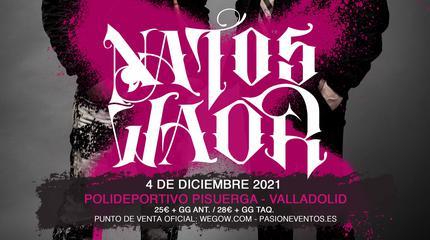 Natos y Waor concerto em Valladolid