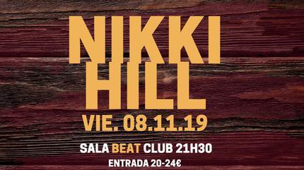 NIKKI HILL WIC SEGOVIA
