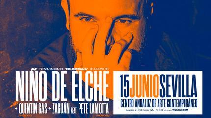 Niño de Elche en Sevilla