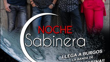 NOCHE SABINERA en Burgos