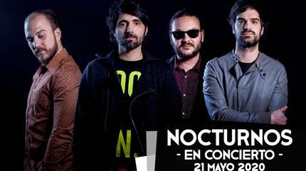 Nocturnos en la sala Costello (Madrid)
