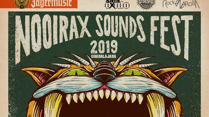 Nooirax Sounds Fest 2019