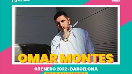 Omar Montes concert in Barcelona