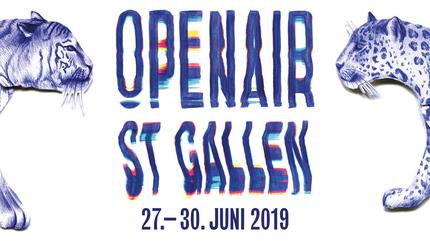 Open Air St Gallen 2019