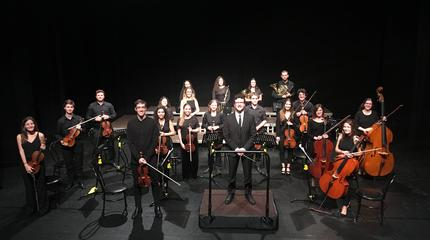 Orquestra Lauseta al Palau d'Aiamants