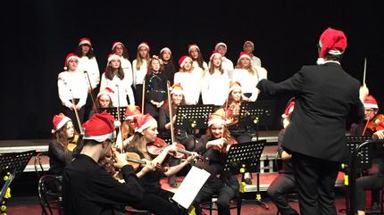 Orquestra Lauseta i Coral Es Puig: Lloseta Canta al Nadal!
