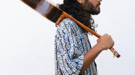 Pedro Pastor concerto em Sevilha