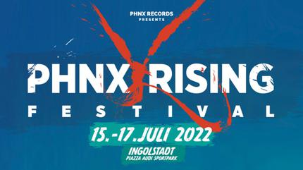PHNX Rising Festival 2022