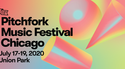 Pitchfork Music Festival Chicago 2020