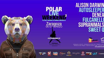 POLAR LIVE WEEKEND ZARAGOZA 2