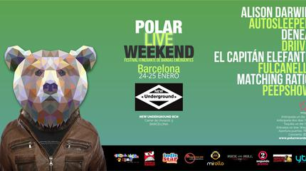 POLAR LIVE WEEKEND BARCELONA
