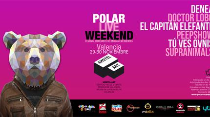 POLAR LIVE WEEKEND VALENCIA